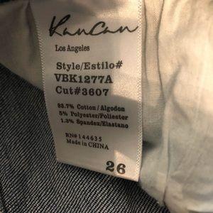 KanCan Jean washed not worn